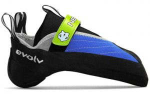 Aggressive shoes for bouldering and sport climbing
