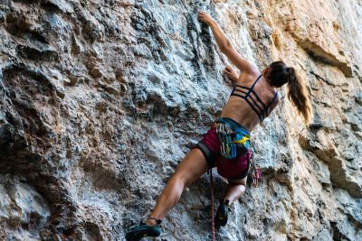 How to Approach Highball Boulder Problems