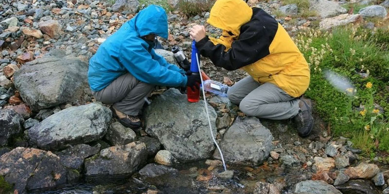 FAQs about best backpacking water filter